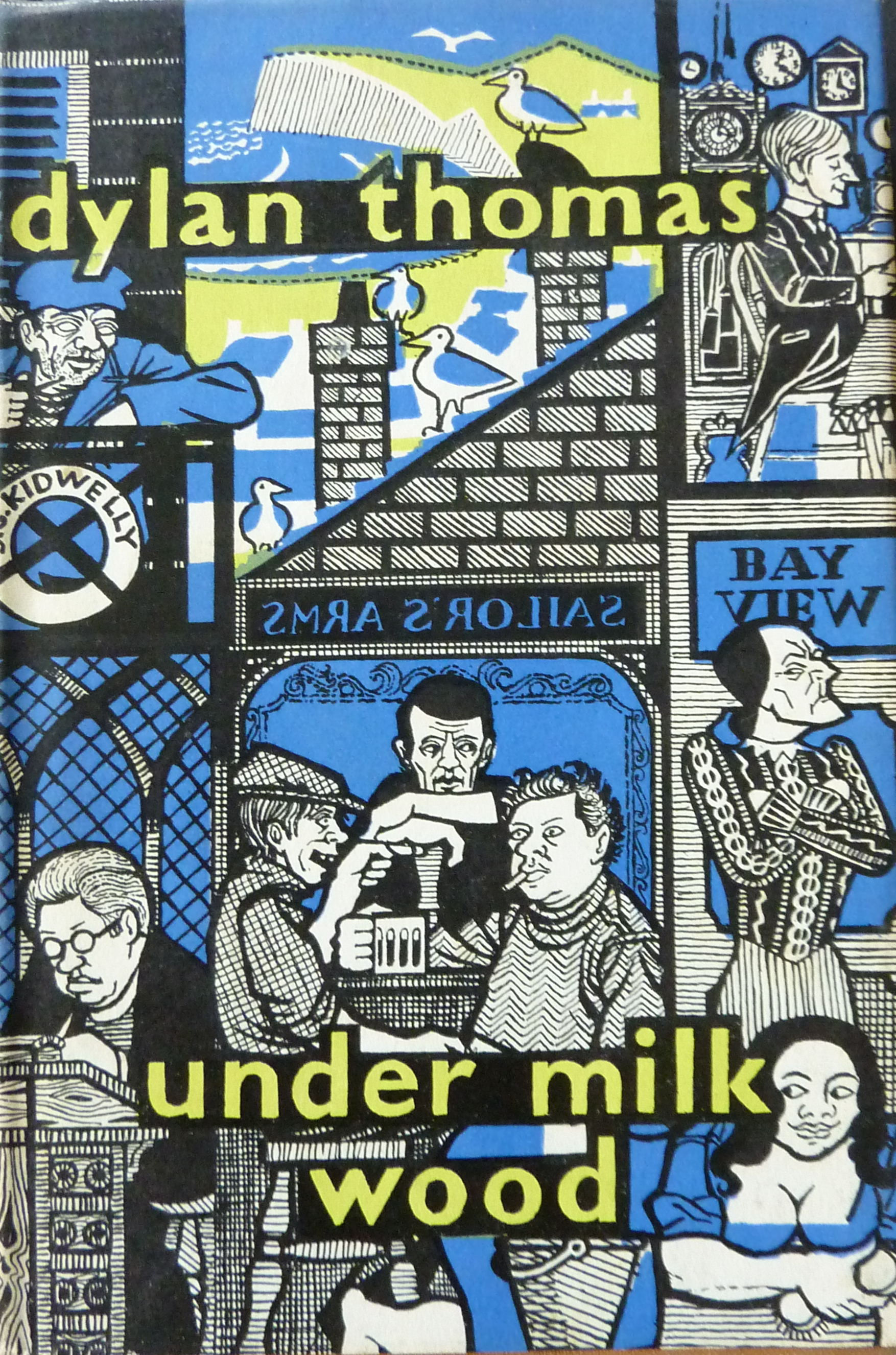 under milk wood essay example In under milk wood and ulysses, respectively, each author captures the life of a whole society as it is reflected in a single day for joyce it is the urban life in dublin, while for thomas it is the welsh village community of llareggub.