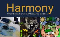 'Harmony' Glass Exhibition banner
