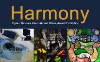 'Harmony' Glass Exhibition banner