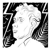 Discover Dylan Thomas logo