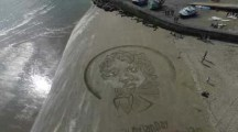 Dylan Day Sand Art