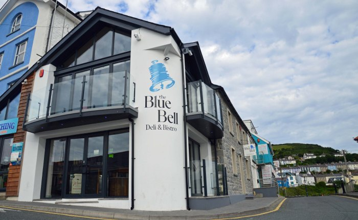The Blue Bell, New Quay