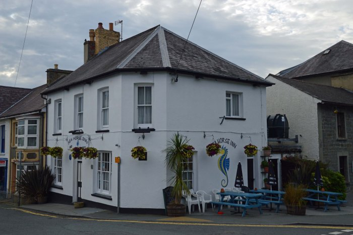 Sea Horse Inn, New Quay